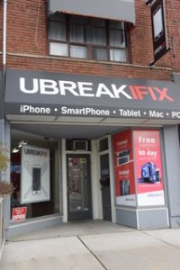 U Break - I fix