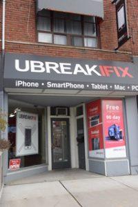 U Break - I fix